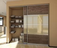 Sliding Doors contemporary-closet
