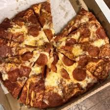 photo of javence pizzeria fresno ca united states pepperoni and cheese
