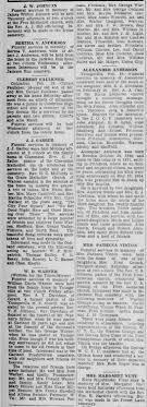 Warner, William D - obit - Newspapers.com