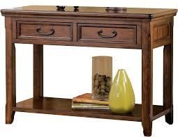Woodboro Lift Top Coffee Table Woodboro Sofa Table By Ashley Furniture