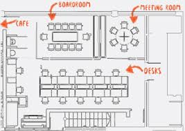 shared office layout. Work At Home Bru Shared Office Layout E