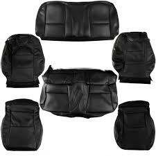 new oem gm complete seat cover kit 2016 camaro transformers edition