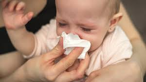 7 Signs Your Baby Has Seasonal Allergies, Because It's That Time Of Year