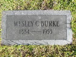 Wesley Charles Burke (1884-1953) - Find A Grave Memorial