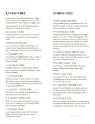 Online Menu Of The Kitchen Table Havelock Nc