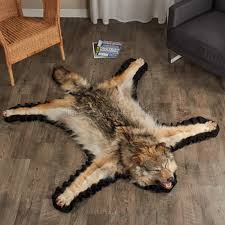wolf rugs for new full head mounted wolf rugs 5 feet 9 inches 175 cm foot wolf skin rug 34461061 004
