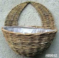 wicker wall baskets rattan wall hanging flower basket 1 kids room decor ideas wicker wall baskets