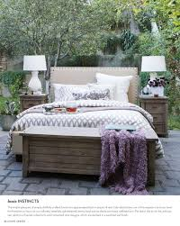 living spaces bedroom furniture. bed and its distinctive brass nailhead trim put down the todo list you can relish our everest collectionu0027s solid reclaimed pine designs living spaces bedroom furniture v
