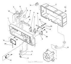 Portable generator repair parts wiring diagrams wiring
