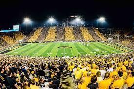 Iowa Football To Play Penn State At Night In Kinnick Stadium