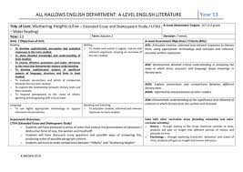 wuthering heights by lauraobrien teaching resources tes