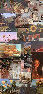 Vintage Aesthetic Collage Wallpapers ...
