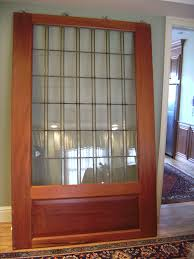 mahogany leaded glass door from the haque in netherlands item 7461 for