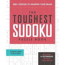 The Toughest Sudoku Puzzle Book - By Cristina Smith & Rick Smith  (Paperback) : Target