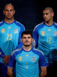จอน - 🇪🇸❤⚽️ สามนายทวารทีมชาติสเปน ชุดแชมป์ ฟุตบอลโลก 2010 🏆