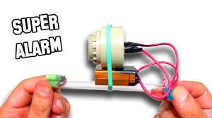 video] diy simple logic burglar alarm Alarm Wiring Diagram For A Homemade Commando Alarm Wiring Diagram