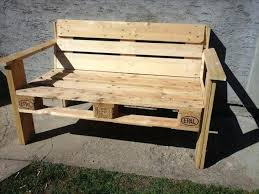 pallet outdoor bench diy. Bench Made Out Of Pallets Garden Pallet Outdoor Diy