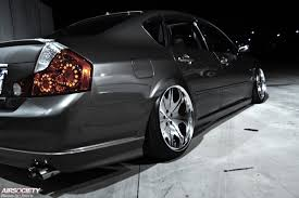 Infiniti-M45-Air-Suspension-Bagged-005 | AirSociety