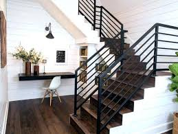Farmhouse stair railing Cable Railing Best Findingparty Modern Stairs Design Indoor Wonderful Organic Interior Staircase