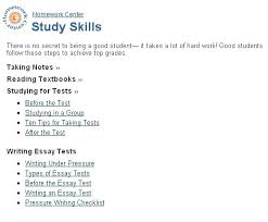 best study skills images study skills classroom prepare students for success these study skill tips for taking notes reading textbooks testing and writing essays from fact monster
