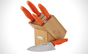 The Rachel Ray 6 Piece Japanese Knife Set