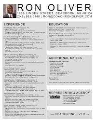 Resume For College Athlete Create Resume Online MY ATHLETE PROJECT .