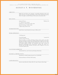 How To Format A Resume Inspiration How To Format A Resume Luxury A Resume For A Job Lovely Fresh Blank