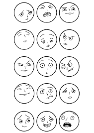 Small Picture Top 20 Free Printable Emotions Coloring Pages Online Free