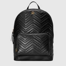 GG Marmont matelassé backpack