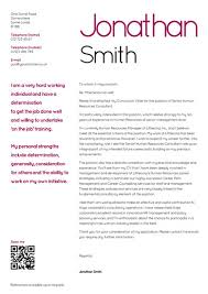 Resume Cover Letter Template Docx Paulkmaloney Com