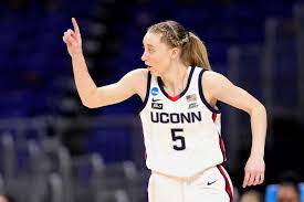 UConn star Paige Bueckers