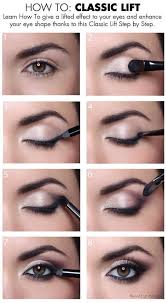 smokey eye makeup tutorial for brown eyes with maa make up maquillaje neón y ojos