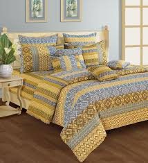 blue and yellow duvet the duvets