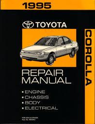 1995 toyota corolla repair manual toyota amazon com books Toyota Wire Harness Repair Manual Toyota Wire Harness Repair Manual #18 wire harness repair manual toyota truck 1989
