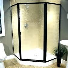 rainx shower door rain glass
