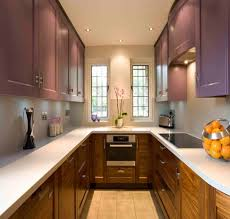 u shaped kitchen with breakfast bar faucet pendant lamp pull out faucet casement windows kitchen sink
