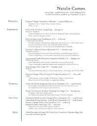 Collection Of Solutions Undergraduate Research Assistant Cv Sample