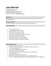 Innovative Ideas Resume On Phone Len Ashton Resume Resume