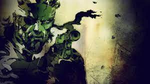 Free download Metal Gear Solid Snake ...