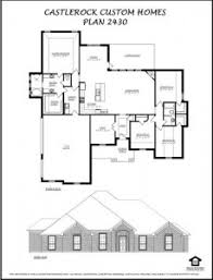 custom floor plans. custom home floor plans