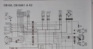 wiring diagram for honda xl350 wiring automotive wiring diagrams cb100 cl100 wiring diagram
