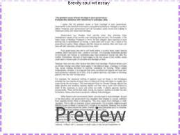 brevity soul wit essay custom paper help brevity soul wit essay brevity is the soul of wit short essay about life edexcel