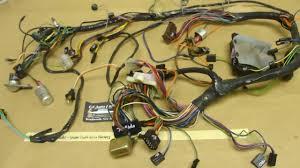 70 cadillac eldorado complete under dash wire harness fuse box 70 cadillac eldorado complete under dash wire harness fuse box panel