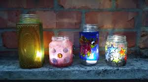 Decorate Jam Jars Glass Painting Jam Jars and Mason Jars Glass Painting 63