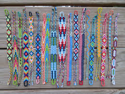 Friendship Bracelet Patterns Amazing Overlap Friendship Bracelet Secrets Tricks And Patterns