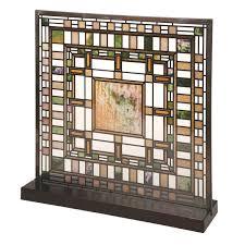 frank lloyd wright art glass panels darwin martin house laylight