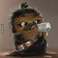 Download wallpaper in different resolutions baby chewbacca hd wallpaper; Baby Chewbacca Star Wars Fan Art Star Wars Wallpaper Star Wars Art