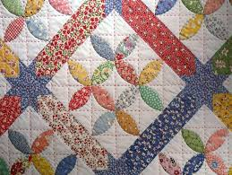 146 best 1930, s Quilts images on Pinterest | Beautiful, Crafts ... & <p>The Bay Leaf quilt pattern uses an easy applique technique. The pattern Adamdwight.com