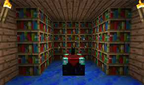 Minecraft How to Make a Bookshelf – GameTipCenter