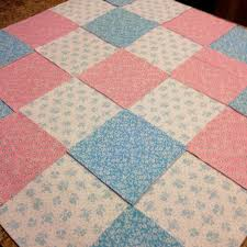 69 best Quilts images on Pinterest | Baby rag quilts, Quilt kits ... & Rag quilt kit 75 pre cut 8 squares 3 layers of by ohSEWcuddly Adamdwight.com